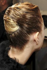 Dior F/W'13-14 Hair: Guido Palau