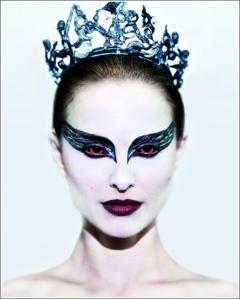 """Natalie Portman """"Black Swan"""" Makeup: M.A.C"""