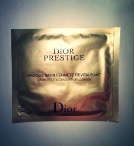 Dior Prestige Masque Satine